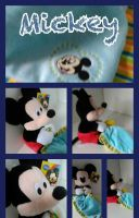 MICKEY DISNEY MICKEY DOUDOU COULEUR