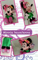 MINNIE DISNEY MINNIE HAWAIENNE 28,00 €