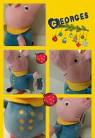 PEPPA PIG play by play GEORGES ROI