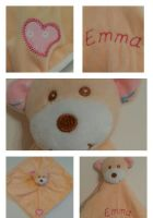 OURS  DOUDOU OURS 15,00 €