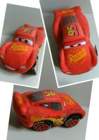 CARS 3 DISNEY FLASH MC QUEEN GRAND MODELE 45,00 €