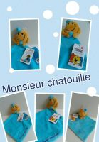 MONSIEUR MADAME BABYTOLOVE MONSIEUR CHATOUILLE 22,00 €